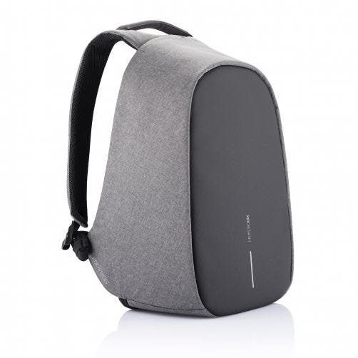 Bobby-Pro-Anti-Theft-backpack,-Grey
